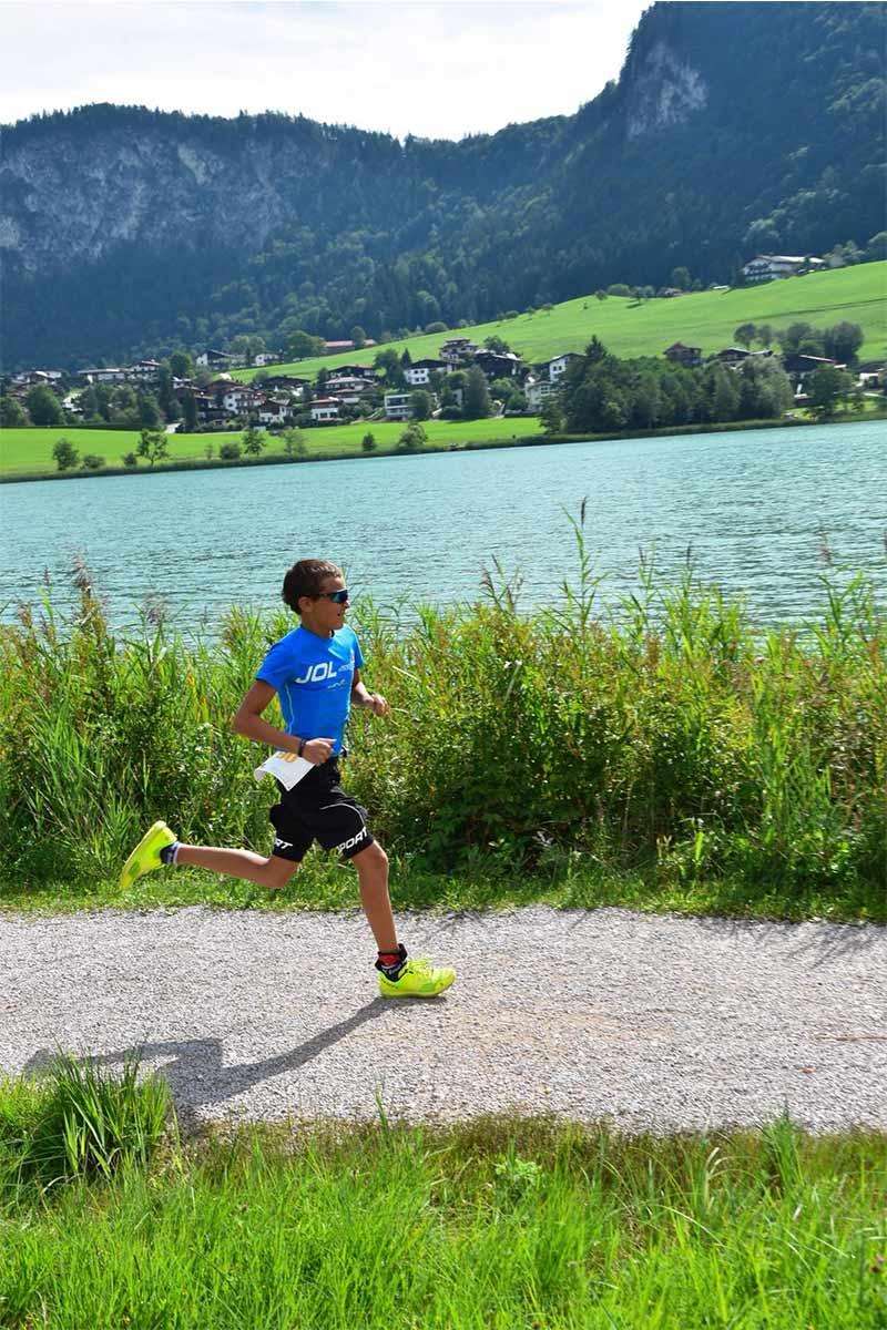 triathlon thiersee wechselzone