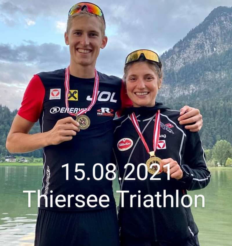 Thiersee Triathlon 2021